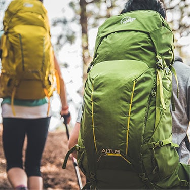 Lowe Alpine Hiking