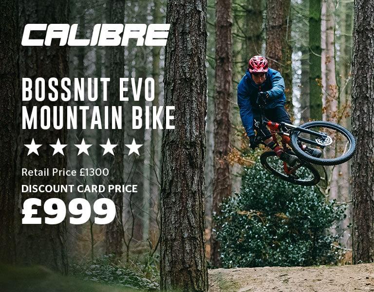 Calibre Bossnut Evo Mountain Bike