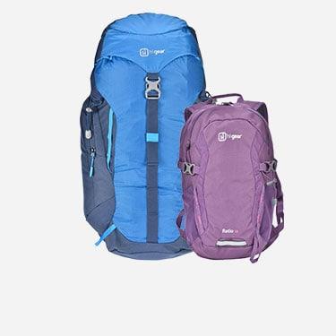 Hi Gear Backpacks