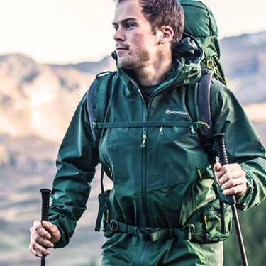 Montane Waterproof Jackets