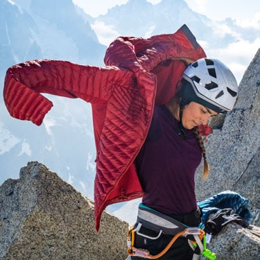 Women's Montane Clothing