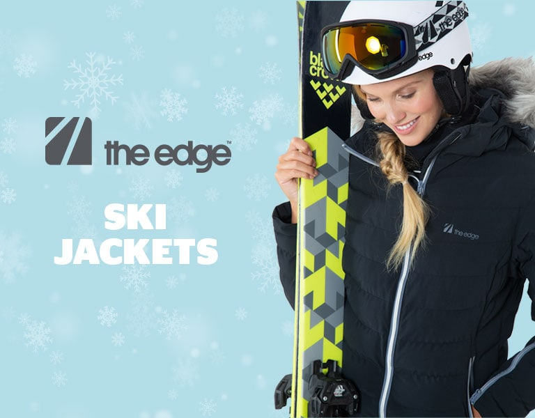 The Edge Ski Jackets