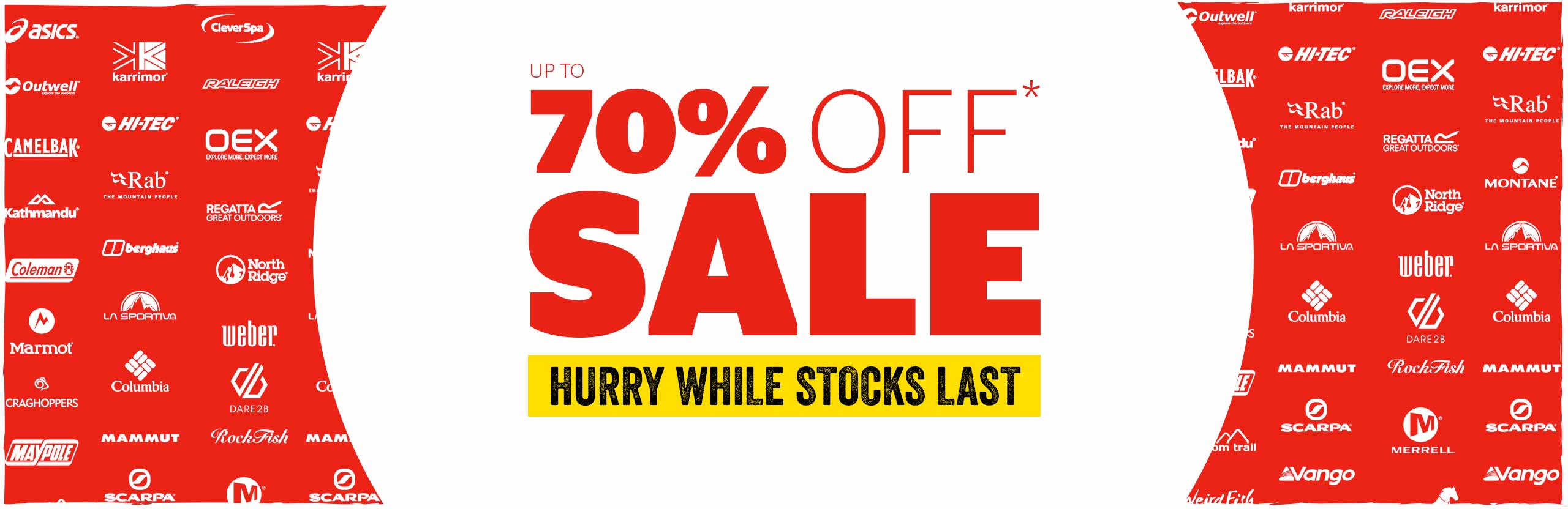 Shop Sale - Up to 70% Off