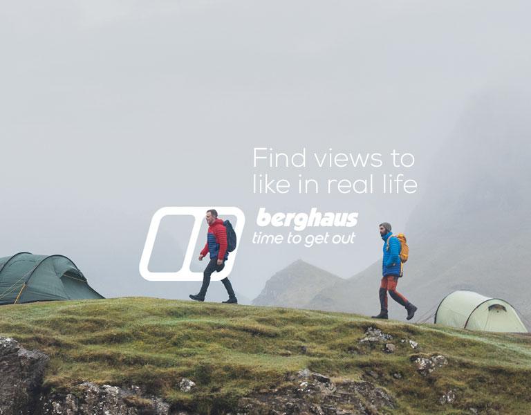 Berghaus Alluvion Waterproof Jacket
