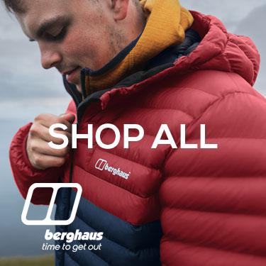 Shop Berghaus Range