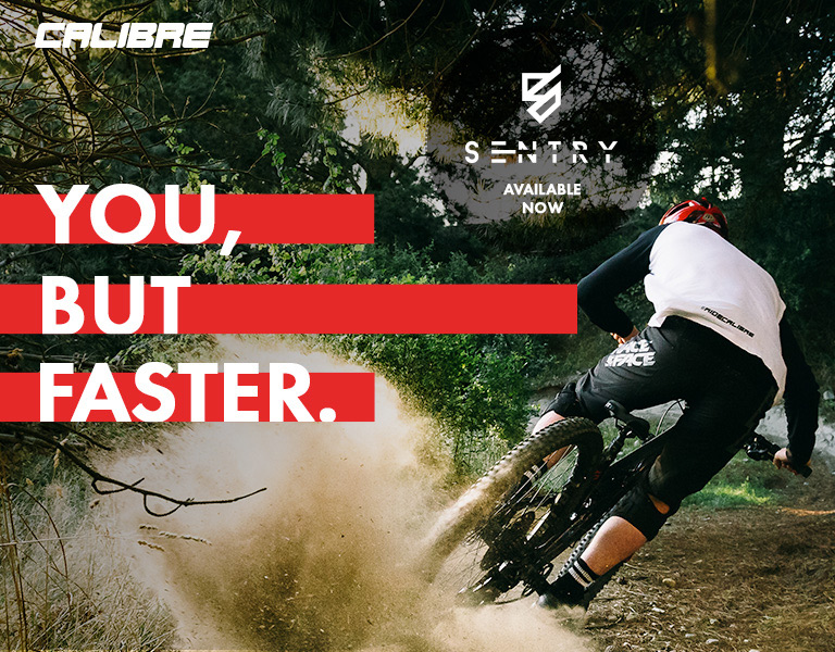 Calibre Sentry Enduro Mountain Bike