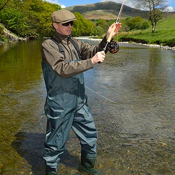 Shop Fishing Clothing & Footwear