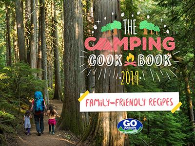 Camping Cookbook Volume 4