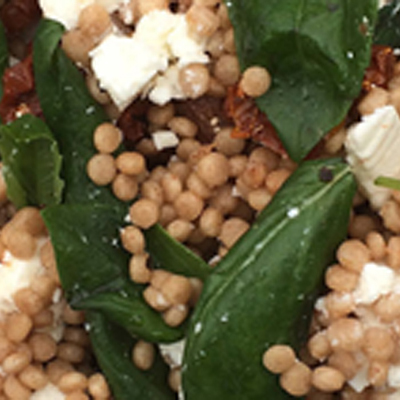 MSun Dried Tomata Giant Cous Cous Salad