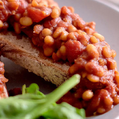 Quick & Simple Baked Beans