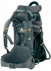 Backpack Adjustable Back System