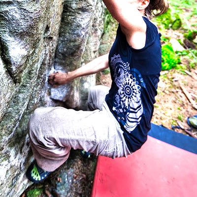 Guide To Bouldering Pads and Crash Mats