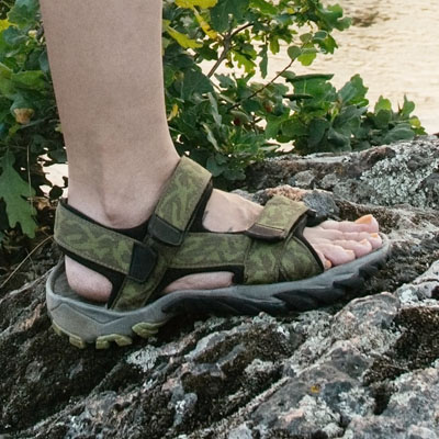 Guide To Walking Sandals